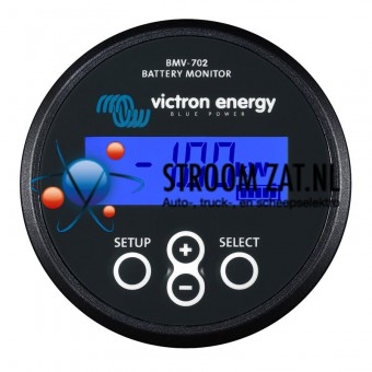 Victron Batterij monitor BMV-702 zwart