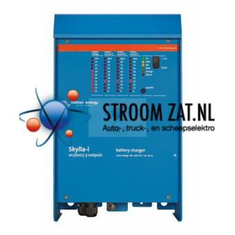 Accu lader Victron Skylla-i 24V 100A ( 3 x 100A )