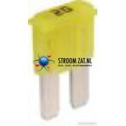 Micro 2 zekering 20A