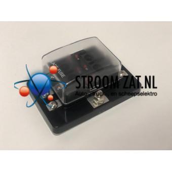 Zekeringhouder LED met schroef aansluiting