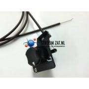 bedieningskabel met draaiknop lengte 2 M voor Y stuk