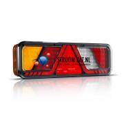 LED trailerlamp Links 24V Canbus Proof